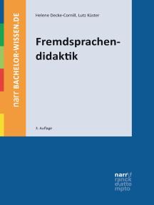 Fremdsprachendidaktik: Eine Einführung