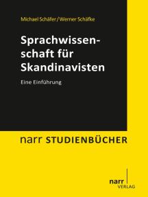 Sprachwissenschaft für Skandinavisten: Eine Einführung