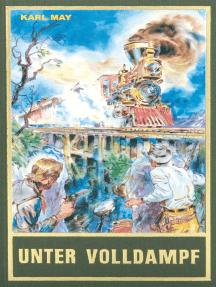 Unter Volldampf: Abenteuergeschichten rund um die Eisenbahn