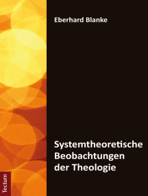 Systemtheoretische Beobachtungen der Theologie