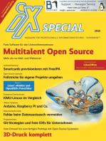 iX Special 2016 – Open Source im Unternehmen