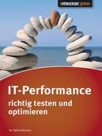 IT-Performance richtig testen und optimieren