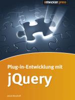 Plugin-Entwicklung mit jQuery