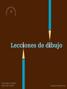 Lecciones de dibujo (Cuaderno temático No. 5)