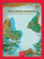 Geografía humana: Conceptos básicos y aplicaciones