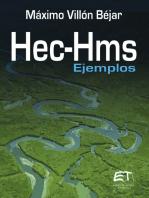 Hec-Hms: Ejemplos