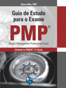 Guia de Estudo para o Exame PMP