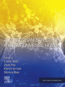 Advanced Nanostructures for Environmental Health
