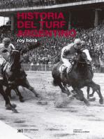 Historia del turf argentino