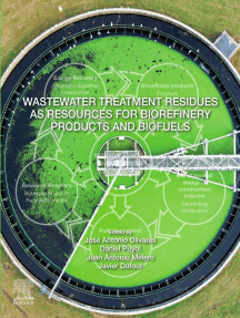 Wastewater Treatment Residues as Resources for Biorefinery Products and Biofuels
