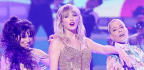 Taylor Swift Fans Quickly Noticed Her AMAs Performance Didn't Feature Songs From 3 Albums