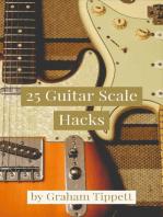 25 Guitar Scale Hacks