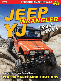 Jeep Wrangler YJ 1987-1995: Performance Modifications