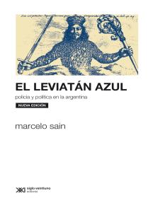 El leviatán azul: Policía y política en la Argentina
