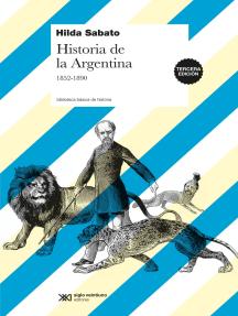 Historia de la Argentina, 1852-1890