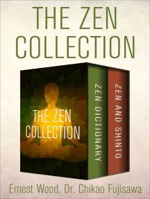 The Zen Collection: Zen Dictionary and Zen and Shinto