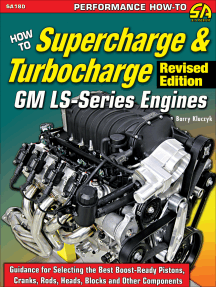 How to Supercharge & Turbocharge GM LS-Series Engines - Revised Edition
