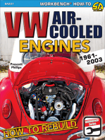How to Rebuild VW Air-Cooled Engines