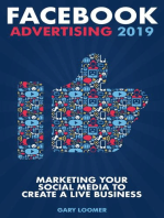 Facebook Advertising 2019 Marketing your Social Media to Create a Live Business