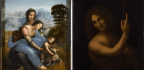 500 Years After Leonardo Da Vinci's Death, France Celebrates His Life And Work