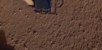 A 'Mole' Isn't Digging Mars