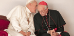 The Two Popes Is Entertaining to a Fault