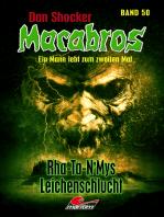 Dan Shocker's Macabros 50