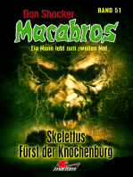 Dan Shocker's Macabros 51