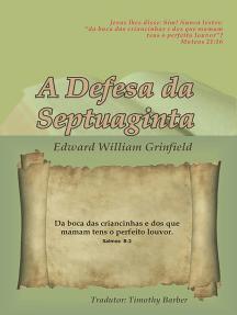 A Defesa Da Septuaginta