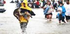 Rain Gets Worse After Hurricane Winds Die Down