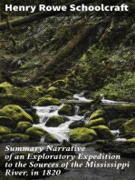 Summary Narrative of an Exploratory Expedition to the Sources of the Mississippi River, in 1820