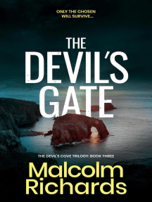 The Devil's Gate: The Devil's Cove Trilogy, #3