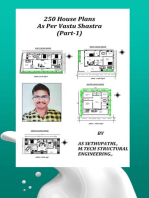 250 House Plans As Per Vastu Shastra (Part-1)