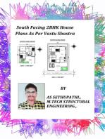 South Facing 2BHK House Plans As Per Vastu Shastra