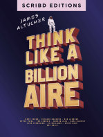 Think Like a Billionaire