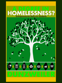 A Degree In Homelessness? Entrepreneurial Skills For Students