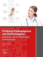 Práticas pedagógicas em enfermagem: Processo de reconstrução permanente