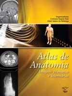 Atlas de anatomia: Imagens humanas e veterinárias
