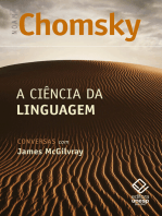 A ciência da linguagem: Conversas com James McGilvray