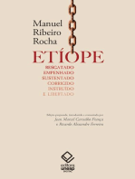 Etíope resgatado, empenhado, sustentado, corrigido, instruído e libertado