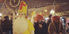 Encounters With Devils, Angels And Saints On The Streets Of The Czech Republic