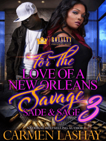 For The Love Of A New Orleans Savage 3: Sade & Sage
