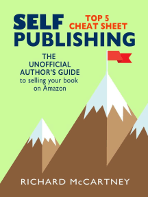 The Unofficial Author's Guide To Selling Your Book On Amazon: Self-Publishing, #1