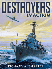 Destroyers in Action