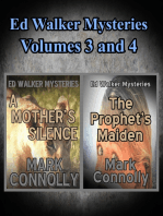 Ed Walker Mysteries Volumes 3 and 4
