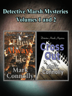 Detective Marsh Mysteries Volumes 1 and 2
