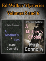 Ed Walker Mysteries Volumes 5 and 6