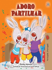 Adoro Partilhar: Portuguese - Portugal Bedtime Collection