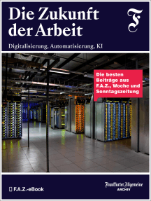 Die Zukunft der Arbeit: Digitalisierung, Automatisierung, KI