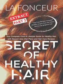 Secret of Healthy Hair Extract Part 2